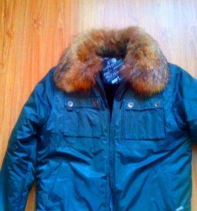 Куртка мужская зимняя р-р52-54.