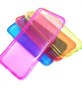 Чехол iPhone 6/6s (силикон)