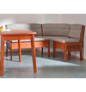 Новый кухонный угловой диван этюд (облегченный)