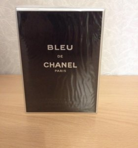 Блу де Шанель