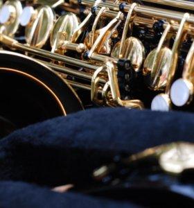 Альт саксофон jupiter JAS-769