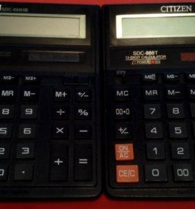 Калькулятор SITIZEN