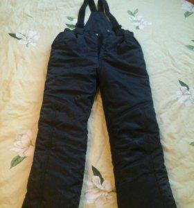Зимние штаны (146 рост)