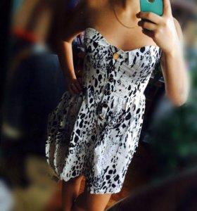 Платье летнее 😊