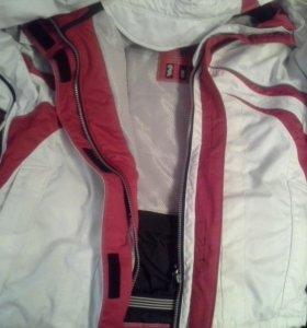 Куртка лыжная