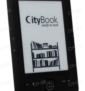 Электронная книга Effire City Book L602