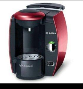 Кофе машина Bosch тасимо