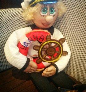 Тематические куклы, отличный подарок на Новый Год