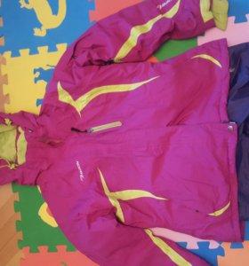 Зимний горнолыжный костюм baon