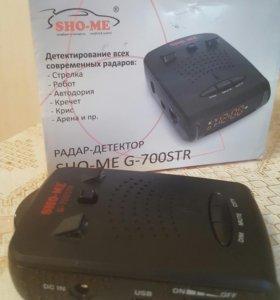 Радар-детектор с GPS сопровождением