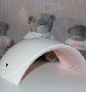 Гибридная лампа Уф + Лед UV + LED Lampa