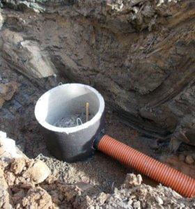 Строительство и ремонт инженерных сетей