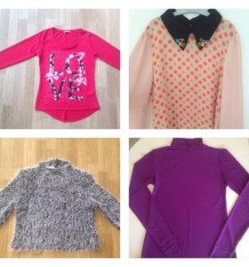 Кофта, блузка, свитер s