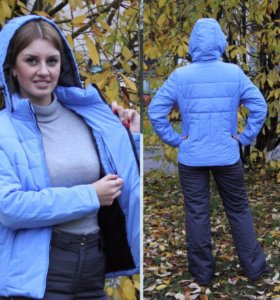 Зимний женский костюм, от 44-54