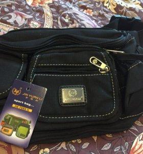 Мужская сумка (барсетка)