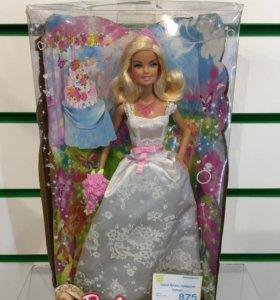 "Кукла Barbie ""Невеста"" (Mattel) новая"