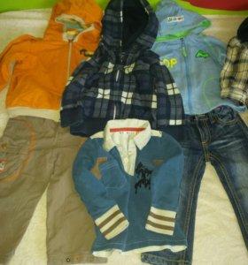 Одежда для мальчика 92- 98