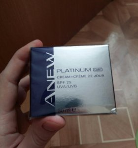 Avon Anew Platinum Day