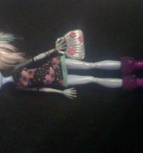 Кукла Эби из Монстр Хай