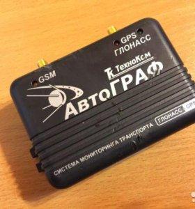 Контроллер GPS/GSM ГЛОНАСС АвтоГРАФ ТехноКом
