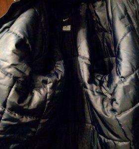 Nike куртка зимняя оригинал