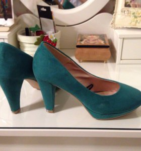 Туфли под замшу H&M
