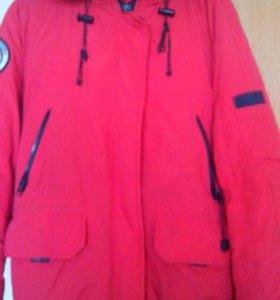 Зимняя куртка 46 р