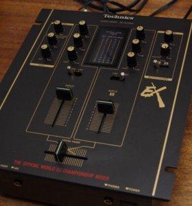 Dj scratch пульт Technics SH - EX 1200 черный