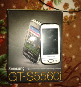 Samsung GT-S5560I