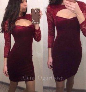 Новое платье, очень красивое