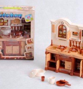 Кухня для куколки. Новая