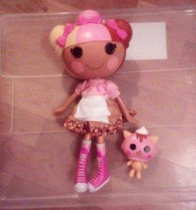 Большая кукла Lalaloopsy( Лалалупси)