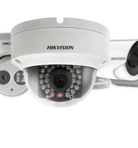 Видеокамеры,домофоны,сигнализация