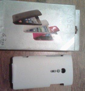 Чехол на телефон Sony xperia lon