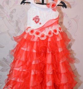 Платье для девочки. Выпускное, новогоднее, бальное