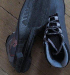 "Лыжные ботинки ""spine"""