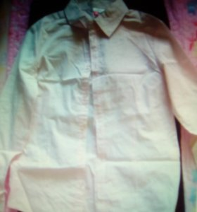Рубашка школьная Sela