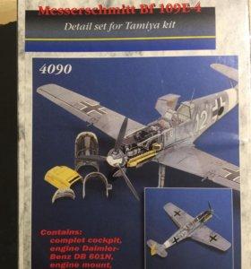 Aires детали для Messerschmitt Bf 109E-4