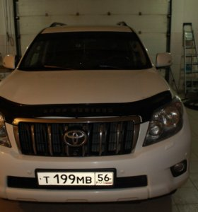 Toyota Land Cruiser Prado AT