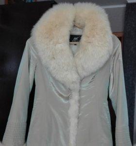 Курточка зима-весна
