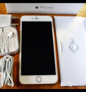 iPhone 6 gold 126 g
