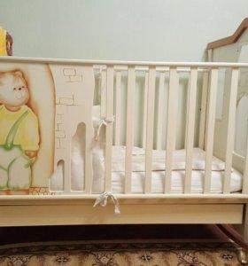 Кроватка Baby expert