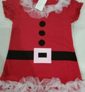 Новое Новогоднее платье