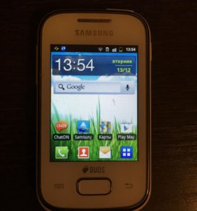Samsung GT-S5302 Duos