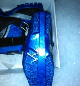 Ботинки лыжные на ребенка