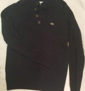 Мужской свитер Lacoste р-р 48 оригинал