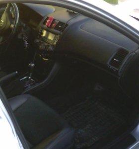 Хонда аккорд с тайп