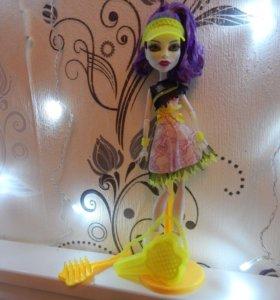 Кукла Monster High Спектра Вондергейст