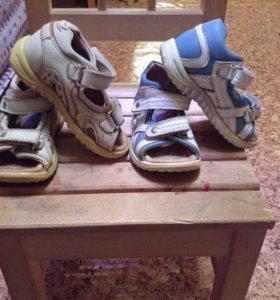 Обувь детская, сандали 24 р.