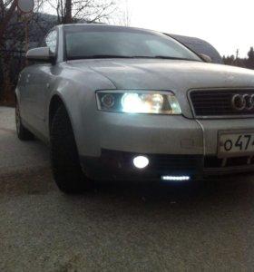 Audi a4 b6 2.0 MT 2001
